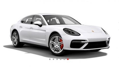 ปอร์เช่ Porsche-Panamera Turbo-ปี 2016