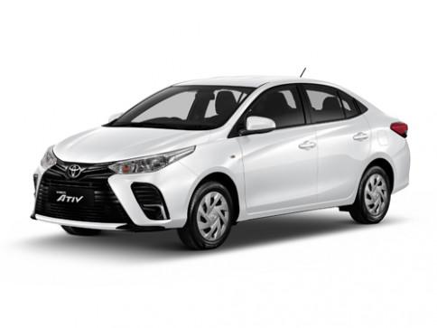 โตโยต้า Toyota Yaris ATIV Entry MY2021 ปี 2021