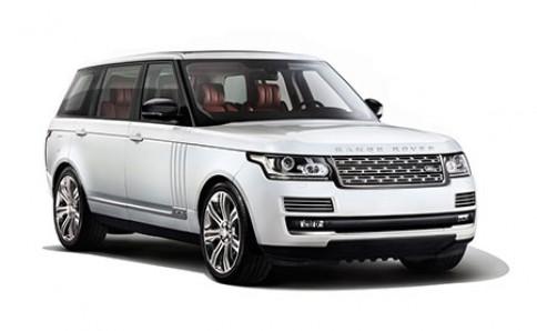 แลนด์โรเวอร์ Land Rover Range Rover 3.0L SDV6 Hybrid Diesel Autobiography ปี 2015