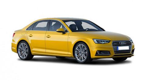 อาวดี้ Audi A4 40 TFSI S Line ปี 2017