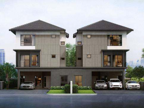 บ้านกลางเมือง ดิ อิดิชั่น พระราม 9 - พัฒนาการ (Baan Klang Muang The Edition Rama 9 - Pattanakarn)