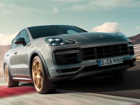 ปอร์เช่ Porsche Cayenne Turbo GT ปี 2021