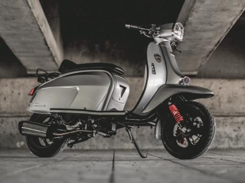 สโกมาดิ Scomadi TT 125i