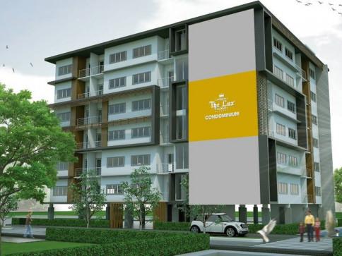 เดอะ ลักซ์ คอนโดมิเนียม (The Lux Condominium)