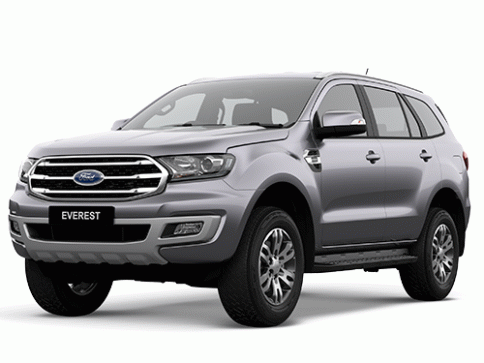 ฟอร์ด Ford Everest 2.0L Turbo Titanium 4x2 AT ปี 2018
