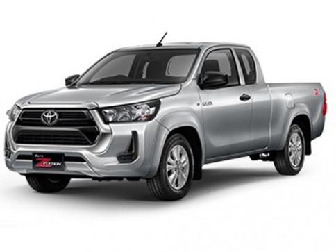 โตโยต้า Toyota Revo Smart Cab Z-Edition 4x2 2.4 Entry MY2021 ปี 2021
