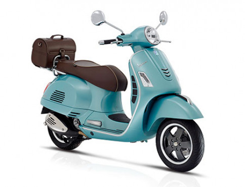 เวสป้า Vespa GTS 150 3Vie Vespa 70th Anniversary Limited Edition ปี 2016