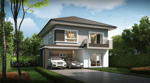 บ้านพุทธรักษา คลองวง-พุทธมณฑล (Baan Phuttaraksa Klongwong-Phutthamonthon)