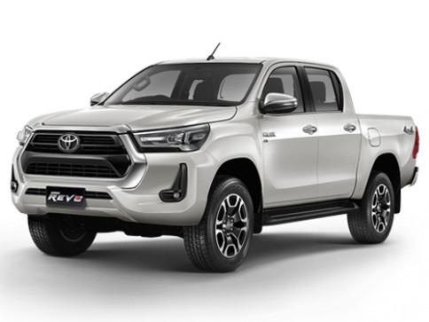โตโยต้า Toyota Revo Double Cab 4x4 2.8 High ปี 2020