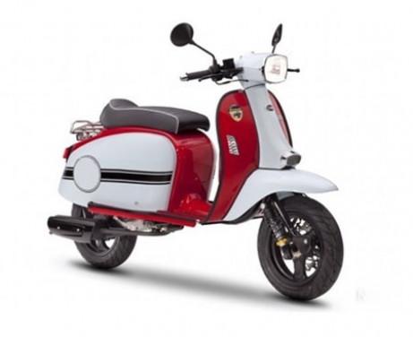 สโกมาดิ Scomadi Turismo Leggera TL125 (Standard) ปี 2015