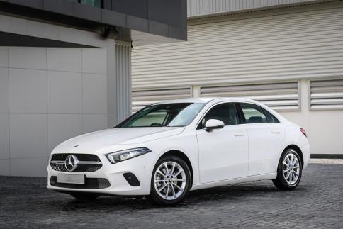 เมอร์เซเดส-เบนซ์ Mercedes-benz A-Class Mercedes-Benz A 200 Progressive (CKD) ปี 2020