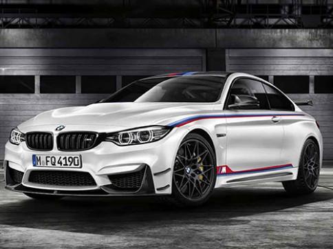 บีเอ็มดับเบิลยู BMW M4 DTM Champion Edition ปี 2017