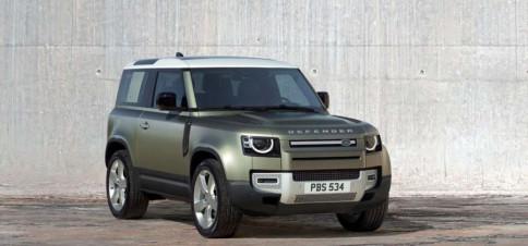 แลนด์โรเวอร์ Land Rover-Defender 90 Petrol 3.0 SE Ingenium MHEV-ปี 2020