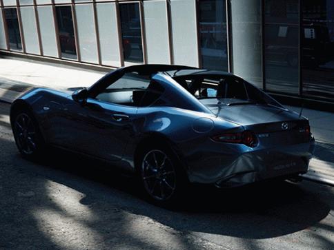 มาสด้า Mazda-MX-5 2.0 RF MT MY2020-ปี 2020