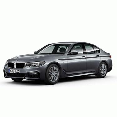 บีเอ็มดับเบิลยู BMW-Series 5 520d M Sport-ปี 2019