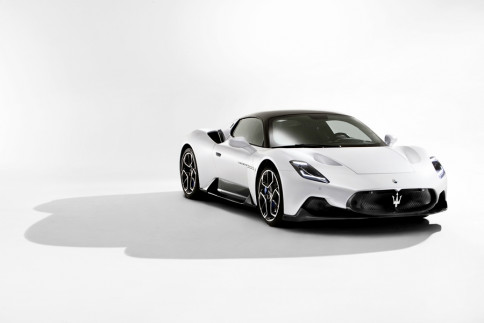 มาเซราติ Maserati MC 20 ปี 2020
