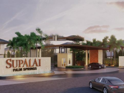 ศุภาลัย ปาล์มสปริงส์ บ้านพอน ภูเก็ต (Supalai Palm Spring Banpon Phuket)