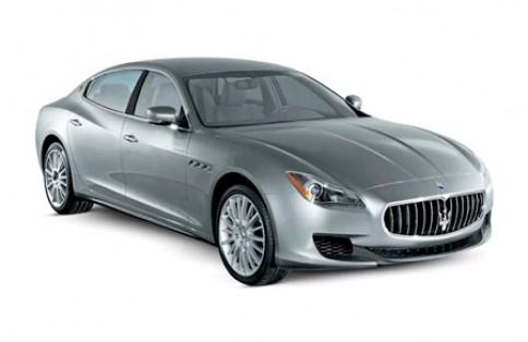 มาเซราติ Maserati Quattroporte S ปี 2013