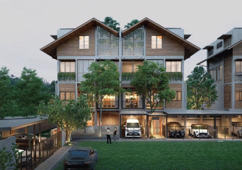 บ้านบ้าน วิภาวดี 20 (Baan Baan Vibhavadi 20)