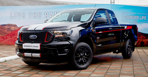 ฟอร์ด Ford Ranger 2.2L XL Street 6MT MY20 ปี 2020