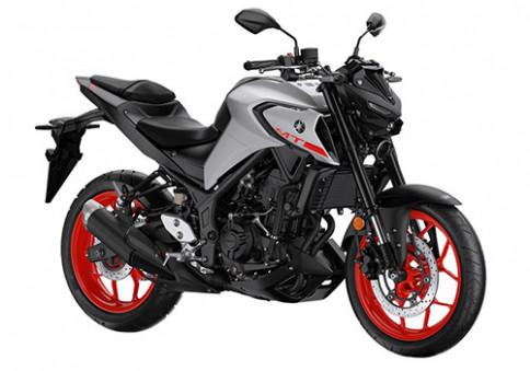 ยามาฮ่า Yamaha MT-03 (Standard) ปี 2020