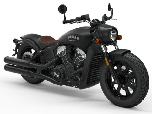 อินเดียน มอเตอร์ไซเคิล Indian Motorcycle-Scout ฺBobber ABS-ปี 2021