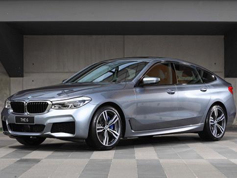 รูป บีเอ็มดับเบิลยู BMW-Series 6 630i GT M Sport-ปี 2020
