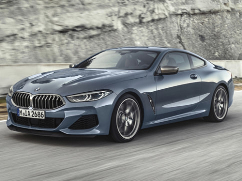 บีเอ็มดับเบิลยู BMW M8 850i xDrive Coupe ปี 2021