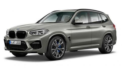 บีเอ็มดับเบิลยู BMW X3 M 19 ปี 2019