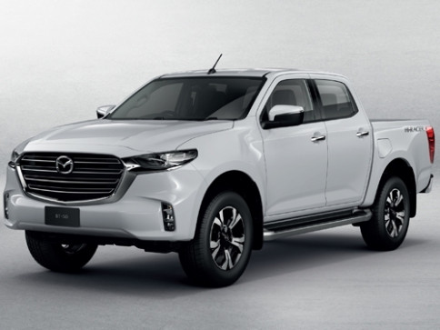 มาสด้า Mazda BT-50 Double Cab 1.9SP Hi-Racer 6AT ปี 2020