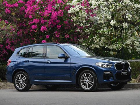 บีเอ็มดับเบิลยู BMW-X3 xDrive20d M Sport (CKD) MY18-ปี 2018
