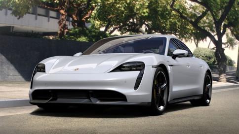 ปอร์เช่ Porsche-Taycan Turbo S-ปี 2020