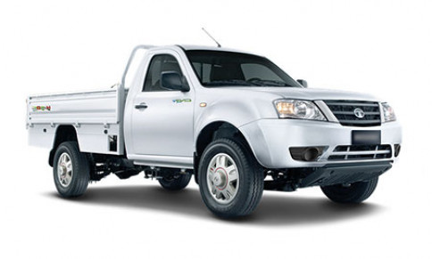 ทาทา TATA Xenon Single Cab Giant Heavy Duty CNG+ ปี 2012