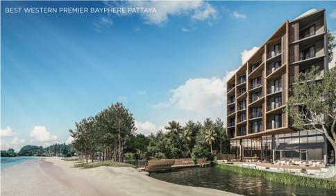 เบสท์เวสเทิร์น พรีเมียร์ เบย์เฟียร์ พัทยา (Best Western Premier BayPhere Pattaya)