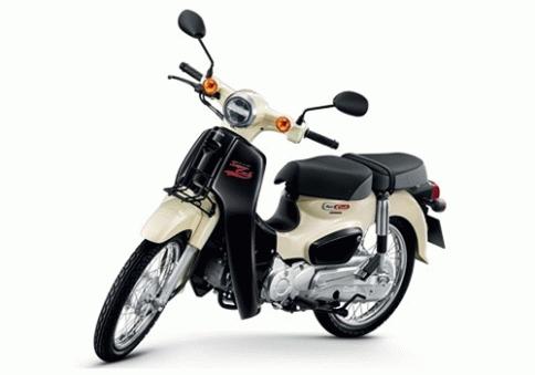 ฮอนด้า Honda Super Cub 2020 ปี 2020