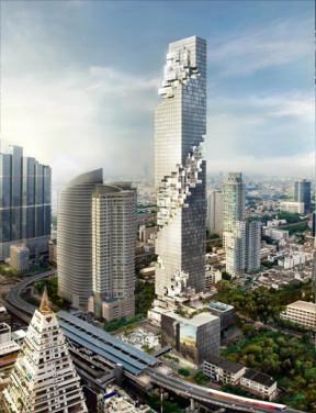 เดอะ ริทซ์-คาร์ลตัน เรสซิเดนเซส บางกอก (The Ritz-Carlton Residences, Bangkok)