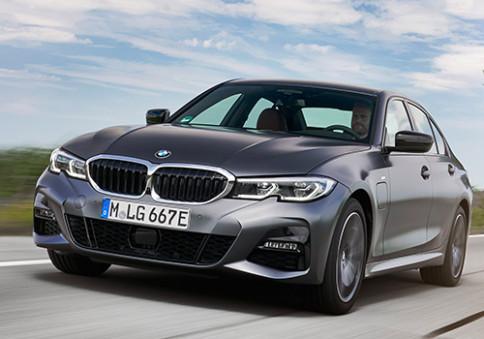 บีเอ็มดับเบิลยู BMW-Series 3 330e M Sport MY2020-ปี 2020