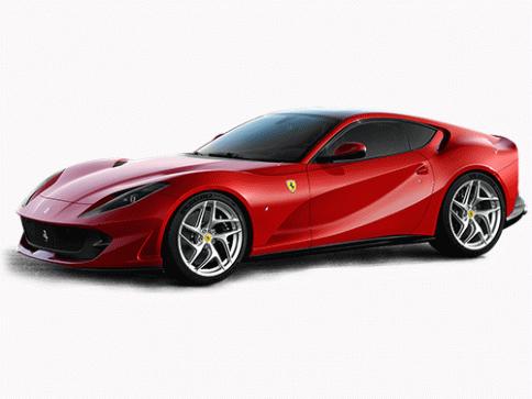 เฟอร์รารี่ Ferrari-812 Superfast V12-ปี 2017