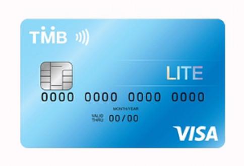 บัตรเดบิต ทีเอ็มบี ไลท์-ธนาคารทหารไทย (TMB)