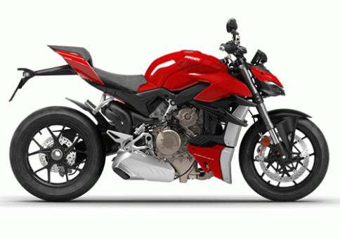 ดูคาติ Ducati Streetfighter V4 ปี 2019