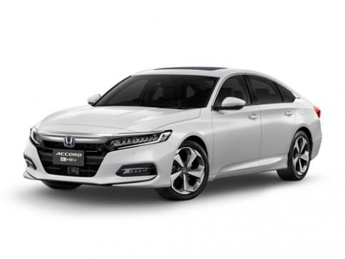 ฮอนด้า Honda Accord e:HEV TECH ปี 2021