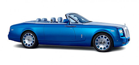 โรลส์-รอยซ์ Rolls-Royce-Phantom Drophead Coupe Waterspeed Collection-ปี 2015