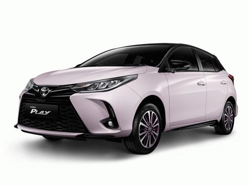 โตโยต้า Toyota Yaris Play Sport ปี 2021