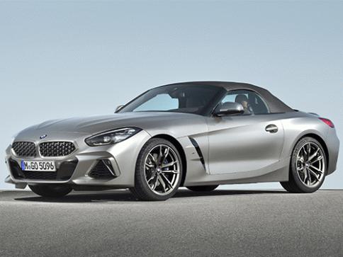 บีเอ็มดับเบิลยู BMW-Z4 M40i MY19-ปี 2019