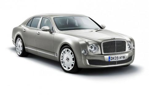 เบนท์ลี่ย์ Bentley Mulsanne Standard ปี 2010