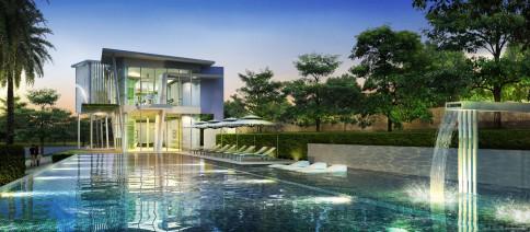 โมดิ วิลล่า บางบัวทอง (Modi Villa)