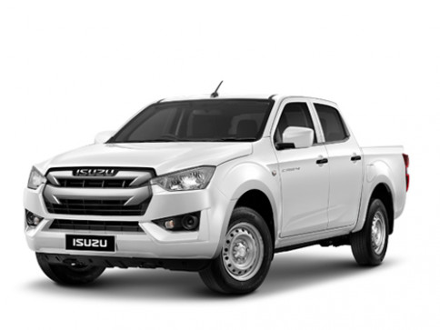 อีซูซุ Isuzu D-MAX CAฺB 4 1.9 Ddi S AT MY19 ปี 2019