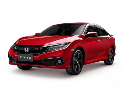 ฮอนด้า Honda Civic 1.5 Turbo RS ปี 2020