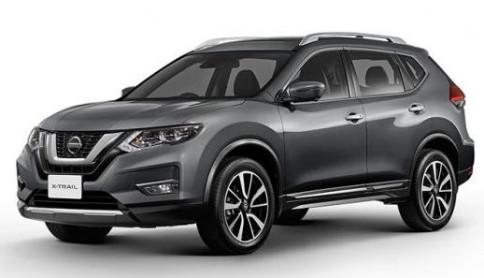 นิสสัน Nissan X-Trail 2.5VL 4WD 2019 ปี 2019