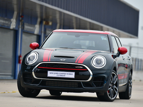 มินิ Mini-John Cooper Works CLUBMAN-ปี 2018